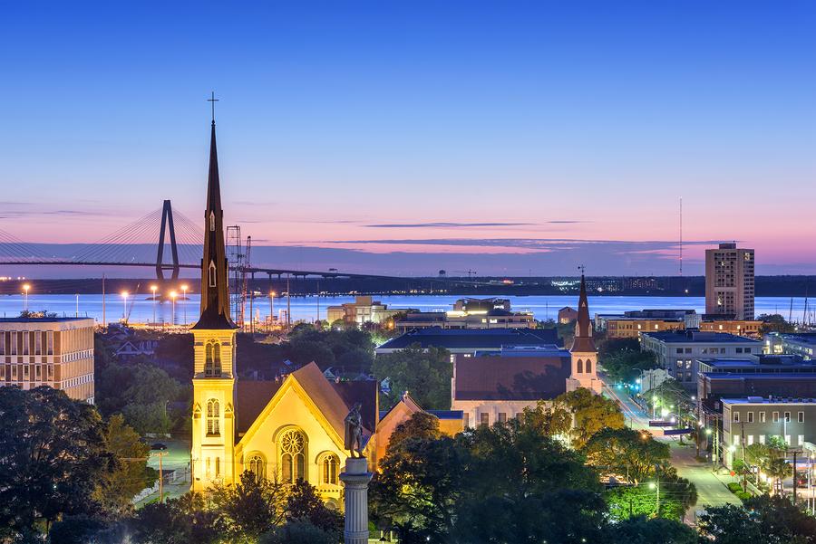 Charleston, South Carolina: Number One City