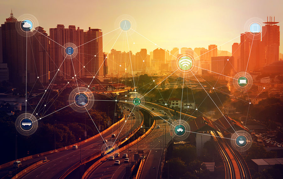 Smart Cities: Data Transforms How Cities Function