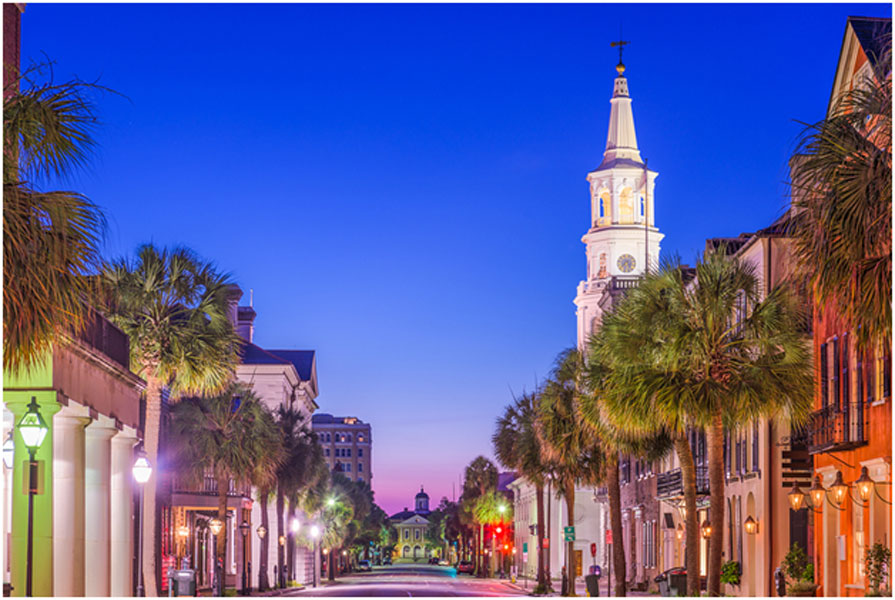 Economists Give Charleston Slow and Steady Forecast for 2018