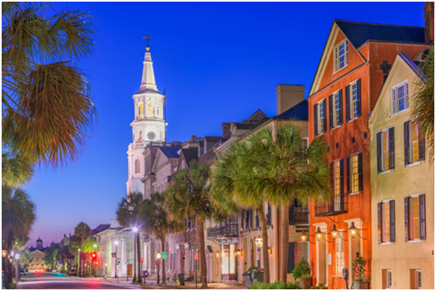 Charleston and North Charleston Ranked Among Five Most Prosperous U.S. Cities