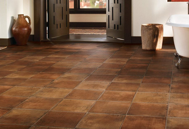 What is vinyl flooring carolina services inc for Linoleum cork