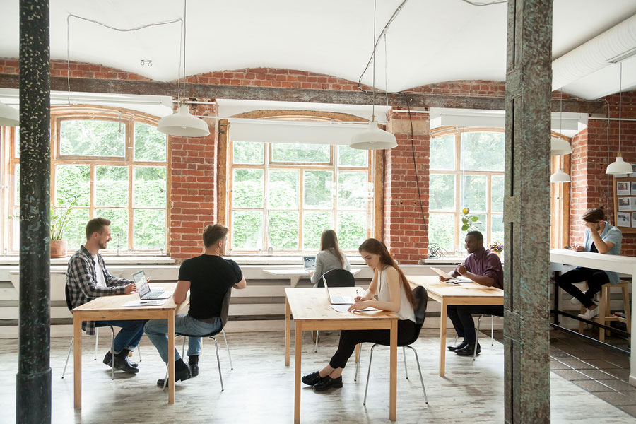 Flexible Office Space is the New Normal for the Future