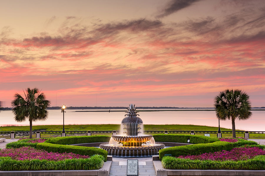 Federal Regulators Approve Expansion of Charleston's Waterfront Park