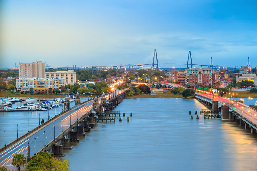 Demand is Strong for Office Space in Charleston