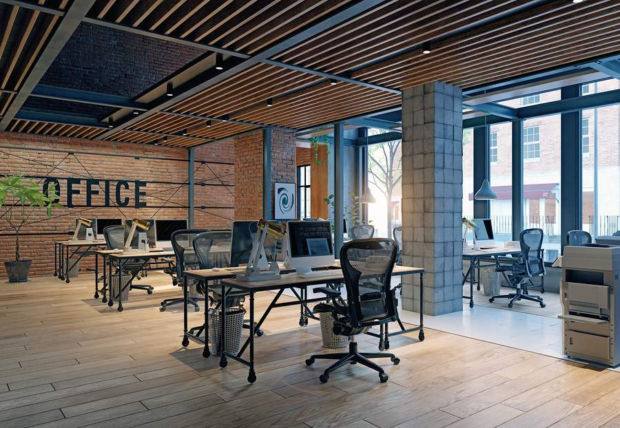 CSI - How to Use Office Space Efficiently